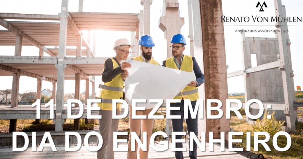 11/12: DIA DO ENGENHEIRO