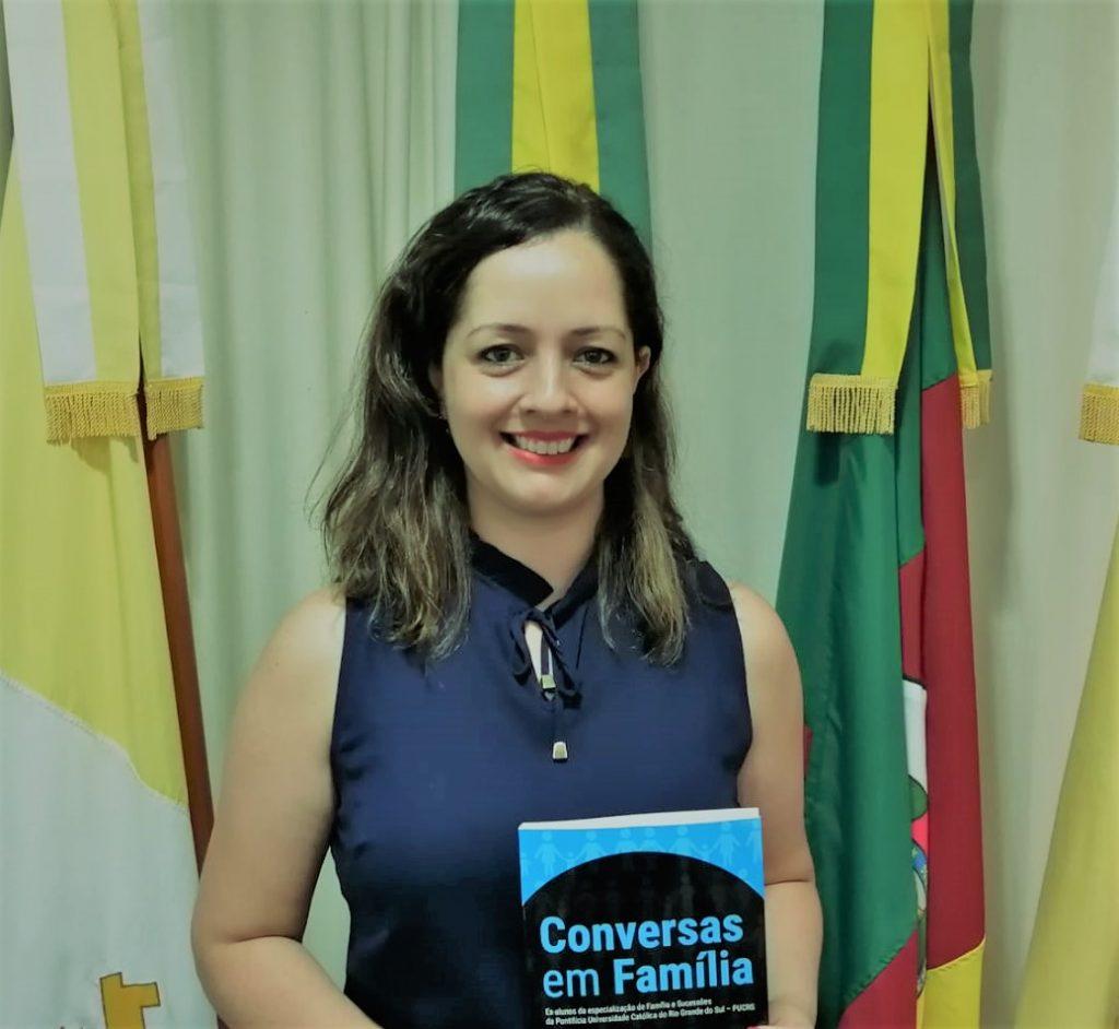 Advogada Ana Maria Tissot publica capítulo de livro em obra coletiva